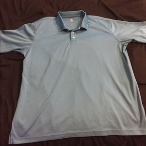 Teal PGA Tour Golf Polo - Size XL - Rarely Worn